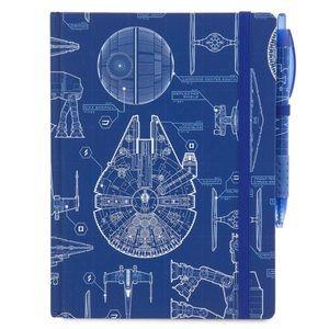 Star Wars Blueprint Journal w/ Pen